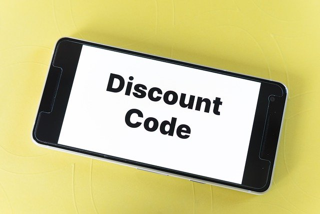 Sample announcement of special discount offer