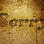 Apology letters – How to say sorry by letter