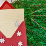 Sample missing you at Christmas letter